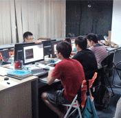 广州HTML5培训中心学习环境